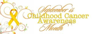 childhoodcancerawarenessmonth